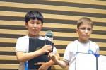 II Международные юношеские робототехнические соревнования IYRC в Корее